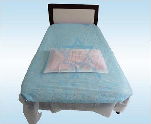 无纺布床单