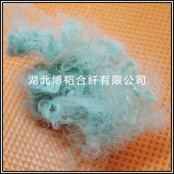 丙纶短纤-有色