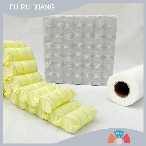 床垫弹簧袋用S、SS丙纶纺粘无纺布(厂家