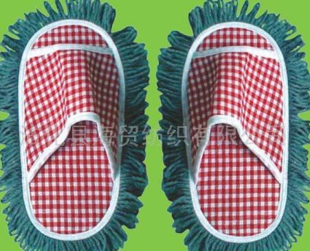 用布做拖鞋图片