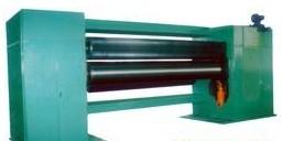 无纺布生产单元热轧机