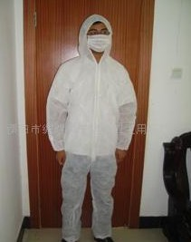 防尘口罩,联体服
