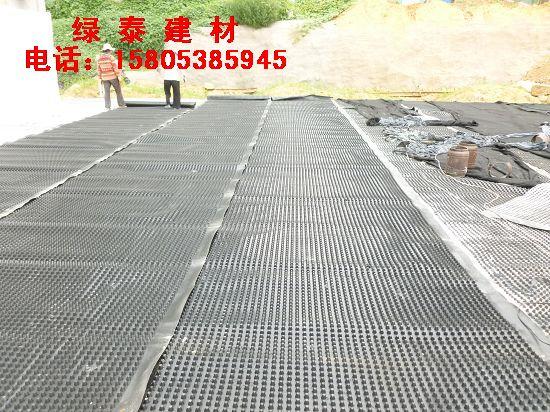 无锡地下车库HDPE排水板#小区排水板