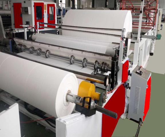 熔喷布全自动化生产线设备厂家