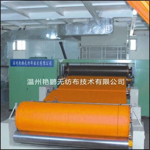 纺粘无纺布生产线