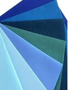 不织布(蓝色系)环保材料